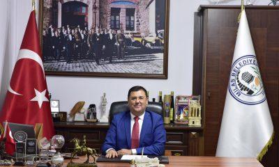 Milas Belediye Başkanı Muhammet Tokat'ın 24 Kasım Öğretmenler Günü Mesajı