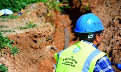 Büyükşehir'den Fethiye ve Seydikemer'de İçme Suyu Çalışmaları