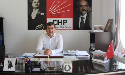"""CHP BODRUM İLÇE BAŞKANI HALİL KARAHAN'DAN """"ÖĞRETMENLER GÜNÜ"""" MESAJI"""