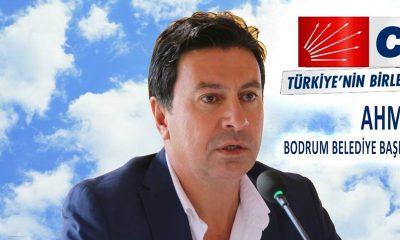 Bodrum Belediye Başkanı Ahmet Aras,kendisini evinde karantinaya aldığını açıkladı.