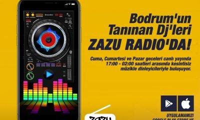 BODRUM'UN DJ'LERİ ZAZU RADİO İLE DÜNYAYA AÇILIYOR