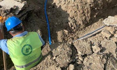 Marmaris'te İçme Suyu hatları yenileniyor