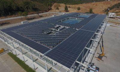 Bodrum Otogarı Açılmadan İlk iki ayda 96,306 kwh elektrik üretti.